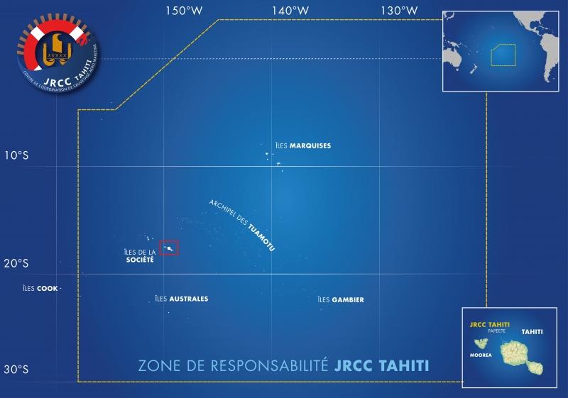 JRCC Infographie-zone de responsabilité